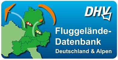 DHV Fluggelände Datenbank